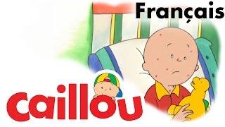 Caillou FRANÇAIS - Caillou est malade  (S01E52)   conte pour enfant