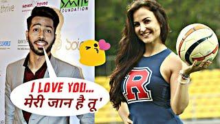 क्या Hardik Pandya इस विदेशी सुंदरी को डेट कर रहे हैं ? elli avram