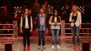 Chiara Vs Lukas Vs Sanja - Broken Strings | Battle | The Voice Kids