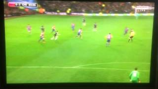 Willian amazing goal vs Crystal Palace