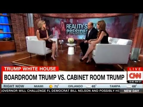 Breaking News Today 1 11 18 Discussions on Kellyanne Conway Interview