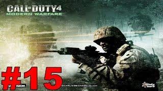 Call of Duty 4 Modern Warfare Walkthrough Part 15 All In