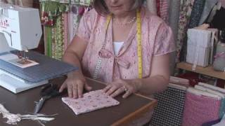 How To Sew A Cute Little Purse