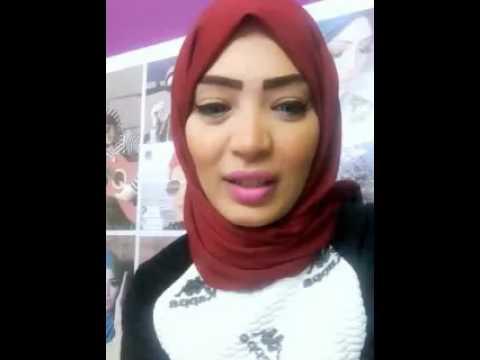 Beautiful Hijab Arab Girl On Webcam