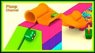 Cartoon Cars - FRUIT LOVE! - Cartoons for Children - Childrens Animation Videos for kids