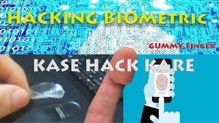 Hacking Fingerprint Scanner: Replicating Fingerprint for Biometrics