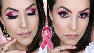 Maquiagem Outubro Rosa 2016