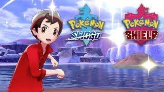 Pokemon Sword And Pokemon Shield - Official Reveal Trailer