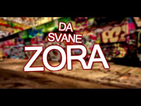 METTY x HRUSTO -  ZA MAHALU I BRAĆU (Official Lyrics Video)