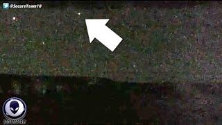 Whoa! UFO BEAMS Down SECOND UFO Over Yellowstone! 4/12/16