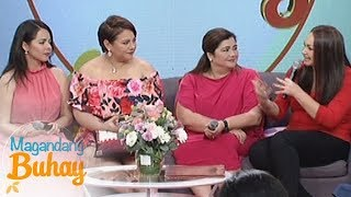 Magandang Buhay: Shirley, Nadia and Donita reminisce about the good days with Karla