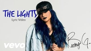 Becky G - The Lights (Lyric Video)
