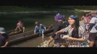 Memancing Ikan Semah di Lampung Barat - Mata Pancing (31/3)