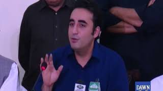 Mulk gali galoch aur nafrat ki siyasat ka mutahamil nahi hosakta, Bilawal