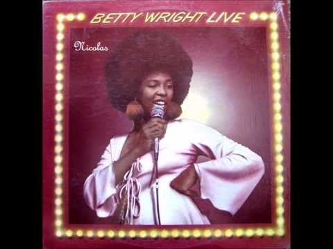 Betty Wright Clean Up Woman Live 1978 HD