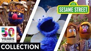 Sesame Street: TV Show Parodies Through the Years | #Sesame50