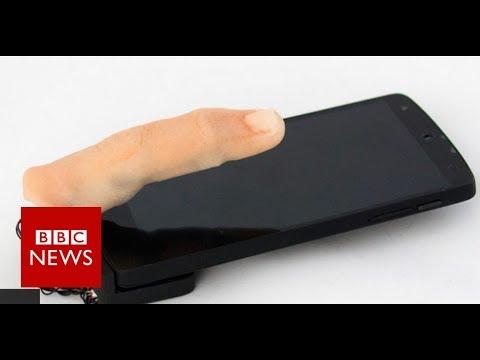 Xxx Mp4 Feely Finger Phone Crawls Across Desk BBC News 3gp Sex