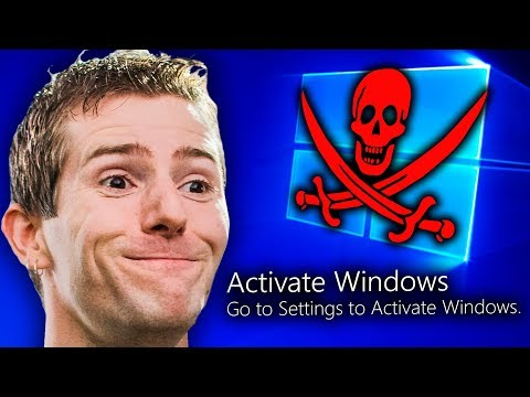 Why Does Linus Pirate Windows