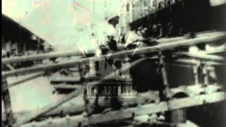 Boer War, 1900's - Film 33331