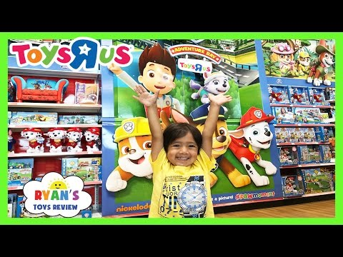Download TOY HUNT at Toys R Us for Paw Patrol, Disney Cars, and Power Wheels