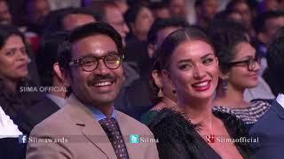 Nikki Galrani Super Dance Performance || SIIMA 2015 Awards || Kannada
