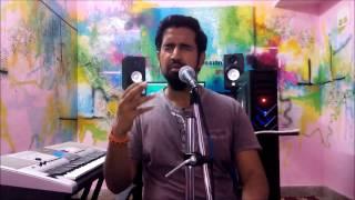 Kartik Raman sings Tamil song Pookal Pookum Tharunam l Friday_SongOnRequest l Facebook
