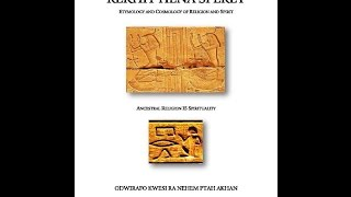 Rekhit Hena Speret: Etymology and Cosmology of Religion and Spirit - Analysis of our Book