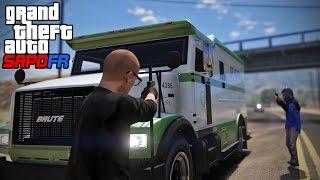 GTA 5 Roleplay - DOJ 130 - Money Truck Robbery (Criminal)