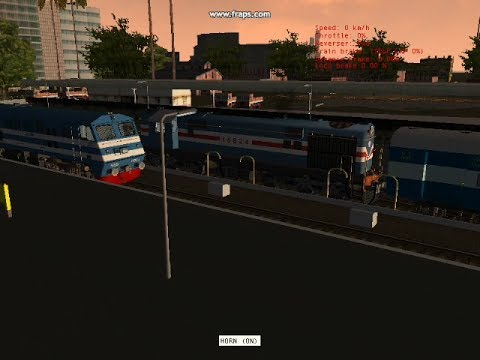 Xxx Mp4 MSTS Train Simulator Indian Railways WDM 2A GHY TVC Express 3gp Sex