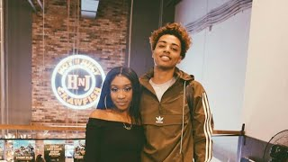 Lucas Coly and Amber😍😌👫💖💯 pt. 3