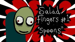 Salad Fingers 1: Spoons