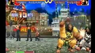 KOF' 97 - All Super Moves