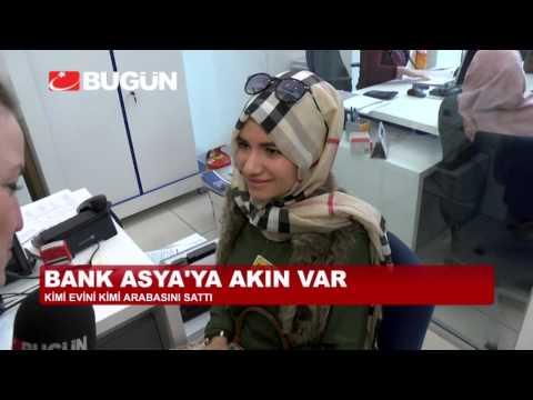 'BİLEZİKLERİMİ SATIP BANKAYA YATIRMAYA GELDİM'