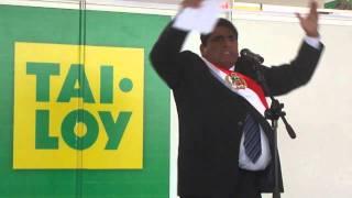 CARLOS ALVAREZ IMITA A ALAN GARCIA PEREZ