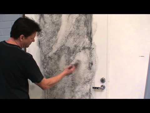 White marble imitation painting part 1