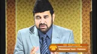 MTA TV Show Callers Tells about Ahmadi Army Officers Gen. Iftikhar Janjua.