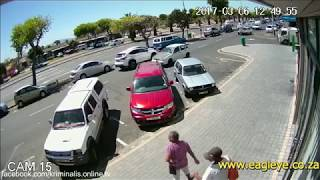 Kriminalis South Africa Cash In Transit robbery  G4S