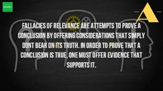 What Are The Types Of Fallacies Of Relevance