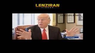 "First interview :Donald trump against nuclear deal  ""Barjam """