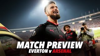 Everton v Arsenal | 2017/18 | Match Preview