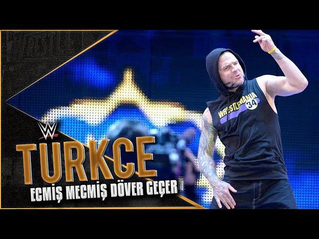 WWE RAW Türkçe Altyazı |  JEFF HARDY GERİ DÖNDÜ!