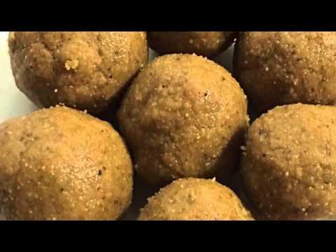 Moong dal Ladoo | Pasi Paruppu Laddu | Nei Urundai