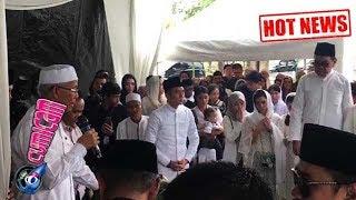 Hot News! Ibas Yudhoyono Ikut Hadiri Pemakaman Istri Rasyid Rajasa - Cumicam 21 Mei 2018