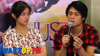 Part 10 Just the way you are blogcon with Liza Soberano and Enrique Gil