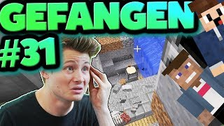 LOGO macht einen SCHWEREN FEHLER | Minecraft Gefangen #31 | Logo & Felix