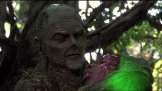 Swamp Thing (1982) Airboat Explosion!