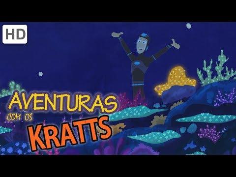 Aventuras com os Kratts - Criaturas do Caribe