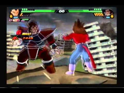 DragonBall Z Budokai Tenkaichi 3 Video Request TheGigafann119