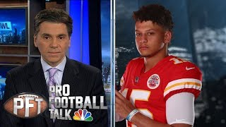 Can Philip Rivers challenge Patrick Mahomes for MVP? | Pro Football Talk | NBC Sports