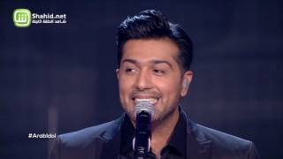 Arab Idol – العروض المباشرة – همام ابراهيم – زيديني عشقا
